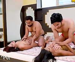 Desi Housewife Exchange and Hindi Swinger Sexual relations