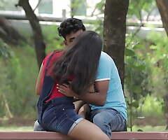 Indian Kissing Burglary Outdoor Video2