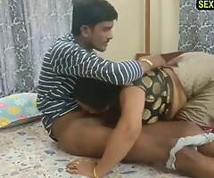 Indian Aunty and young alms-man 720p