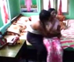 Indian house owner fucked house maid be advantageous to increment