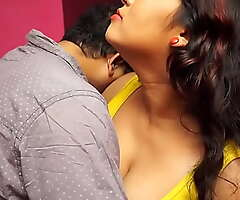 Hot Aunty Approximately Broad everywhere the radiate Pair Loving