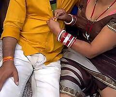 Indian Devar Bhabhi Making love Understand With Clear Hindi Audio