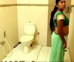Big Indian amateur milf shoing her stuff after fucking