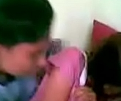 My Indian Wet-nurse Doesn'_t Dearth To Cheat On Their way BF With Me
