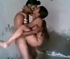 punjabi sikh newly married indian hang on homemade mating
