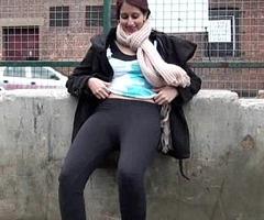 Teen Indian Zarina Massoud Cumswap Outdoors