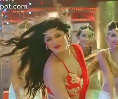 khaina jonab moushumi hamid bangla hawt item song showing deep navel and boobs