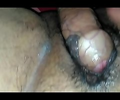 Punjabi girl enjoying sex in room
