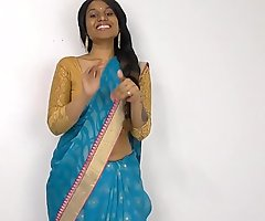 Hawt Indian Aunty peeing POV roleplay