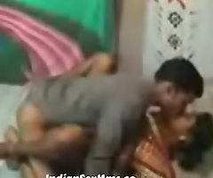 South indian resultant jail-bait fucked by her owner i...