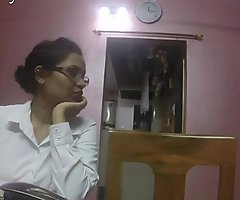 Indian sex teacher lewd lily love lesson