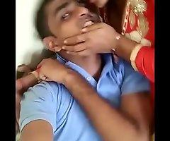 Indian gf fucking more boyfriend in field