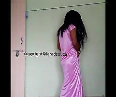 Indian ladyboy Lara D'Souza