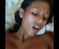 Indian girl being fucked hardly by her bf