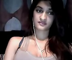 hot indian girl like one option boobs upstairs cam