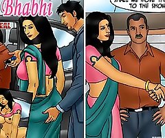 Savita Bhabhi Danger 76 - Coming to an end the Deal