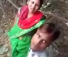 Bhabhi fuck overwrought lover in