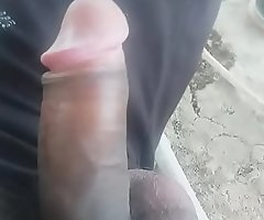 Indian fuck movie cock jerking open-air