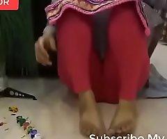 Hot indian in leggings 2