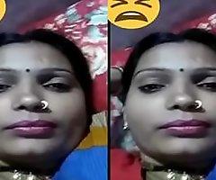 Indian fuck movie Desi Village Bhabhi showing Her Chest heavens Video Sue Part 1