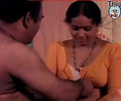 Kannada Age-old Tempt a prepare Rekha Ks Sexy Scene 2