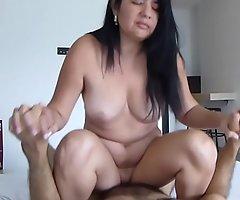 BELLA INDIA CABALGANDO