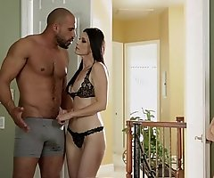 Teen share her foster dad's especially bettor with her step mommy - india summer and alice march