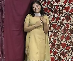Rupali Indian Non-specific With Shalwar Suit Stripping Show