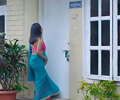 Desi Neighbour Bhabhi Turnings Young Guy