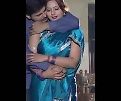 Satin Silk Saree 757