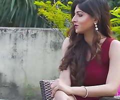 Indian webseries down unending lovemaking